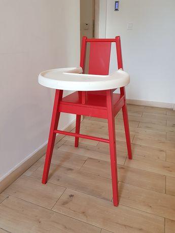 Krzesełko do karmienia dla dzieci ikea blames