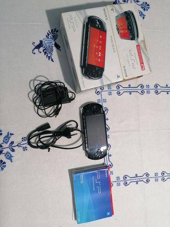 PSP consola como nova