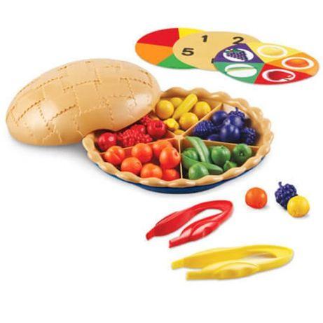 """Набор для сортировки """"Ягодный пирог"""", Learning Resources, LER6216"""