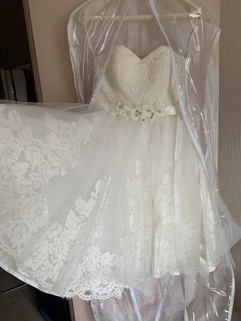 Продам платье выпускное/свадебное