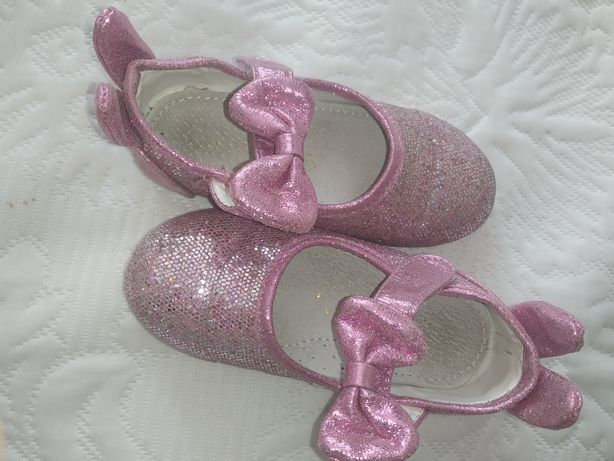 Туфли балетки для девочки