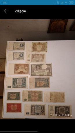 Przedwojenne polskie banknoty