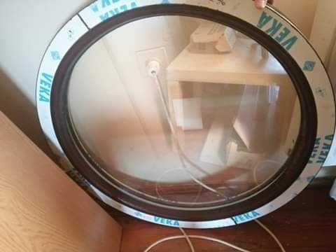 Okno okrągłe 80 cm