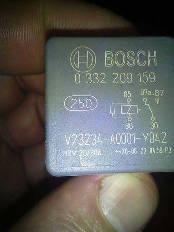 Реле, рабочий ток, Реле BOSCH 0 332 209 159