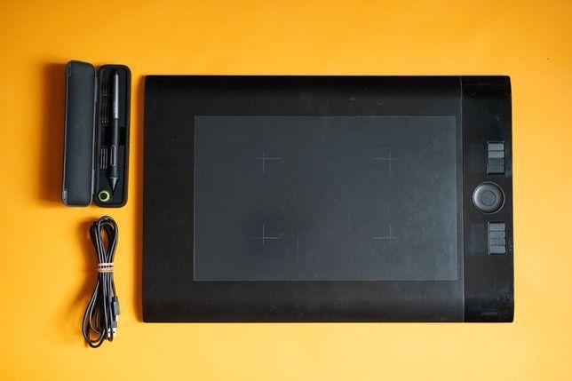 Графический планшет, Wacom, Intuos 4 L, PTK-840