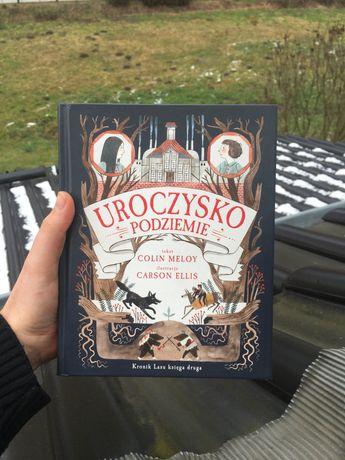 """""""Uroczysko Podziemie"""" - Colin Meloy"""