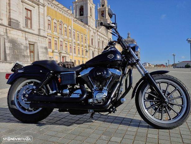 Harley-Davidson Dyna  Low