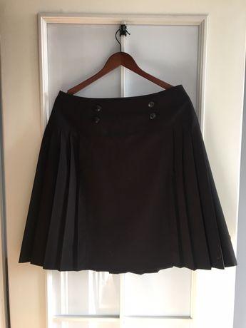 Spódnica damska czarna