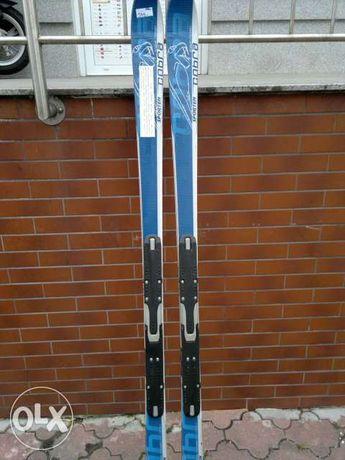 Dobre, używane, gotowe na stok 178cm narty Sporten