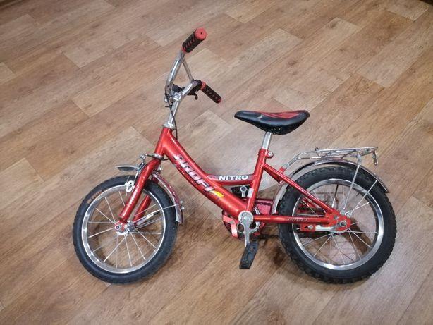 "Велосипед колеса 14 """
