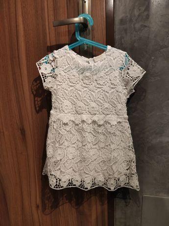 Sukienka ZARA rozmiar 116 size 6 jak nowa