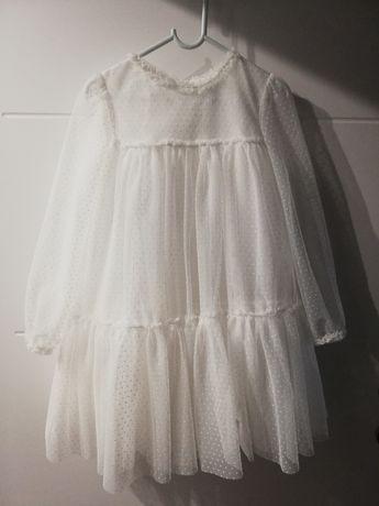Śliczna sukieneczka Mayoral