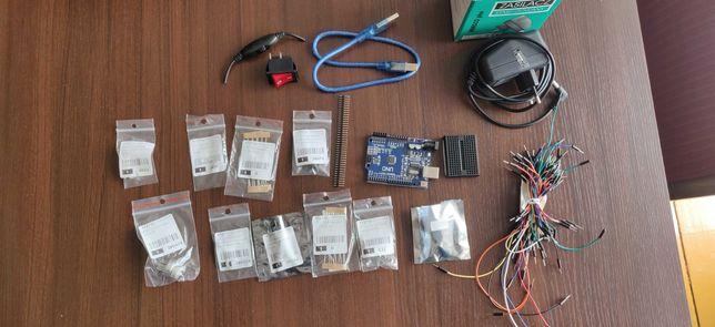 Płytka Arduino Zestaw Arduino Uno