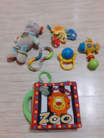 Zamienie zabawki