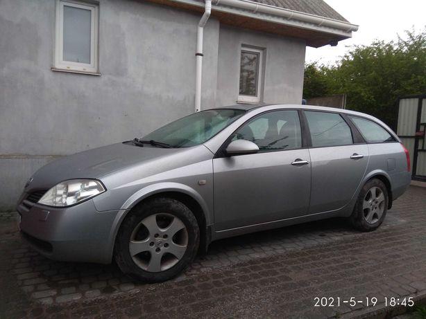 СРОЧНО  Продам Nissan Primera p12