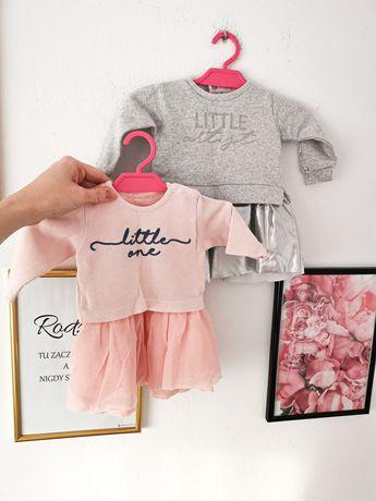 Dwie sukienki dla niemowląt, dziewczęce, Ewa Klucze i 5.10.15, 62
