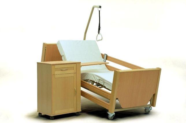 Łóżko rehabilitacyjne elektryczne wypożyczenie