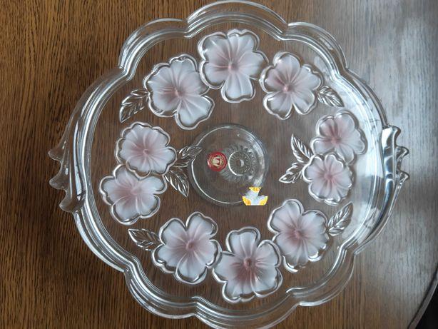 Подставка под торт цветы