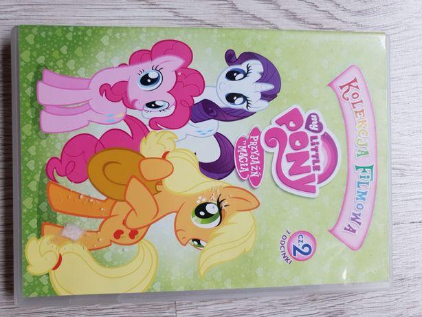 Kolekcja filmowa My Little Pony część 2 DVD IGŁA