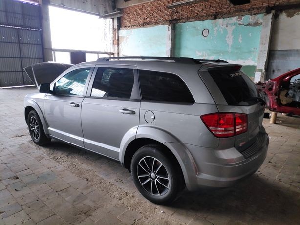 Разборка, шрот Dodge Journey SE 2015 американец