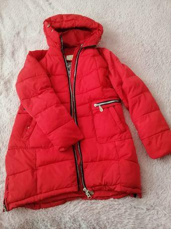 Жіноче зимове пальто