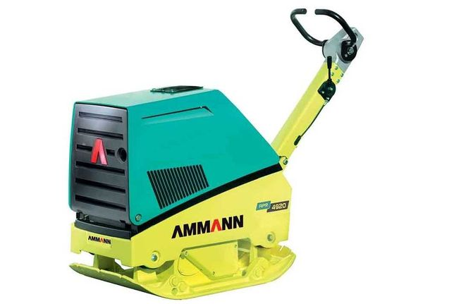 Zagęszczarka Gruntu AMMANN APR 4920DE diesel (391kg)