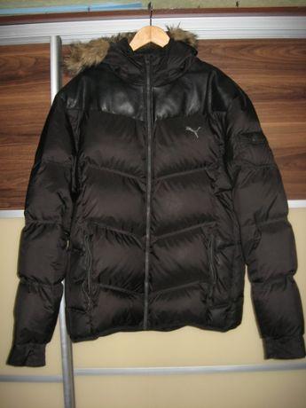 Пуховик зимняя куртка puma