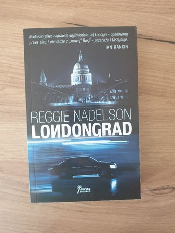 Książka Londongrad reggie nadelson