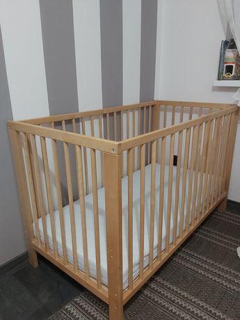 Łóżeczko IKEA Gulliver 120x60
