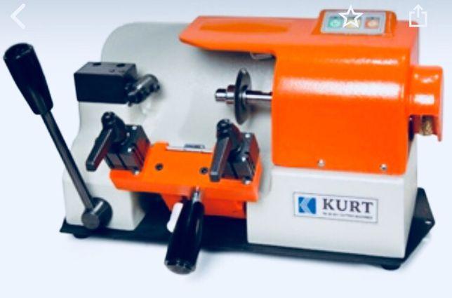 Станок для изготовления ключей Kurt ym35