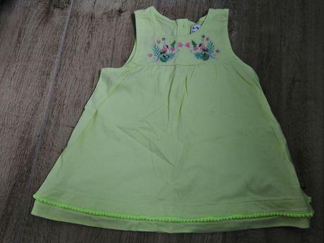 Sukienka 5.10.15 w rozmiarze 74
