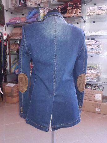 Піджак джинсовий підлітковий
