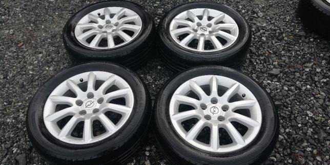 "Felgi aluminiowe 5x110 16"" ET-37 Opel oryginał !"