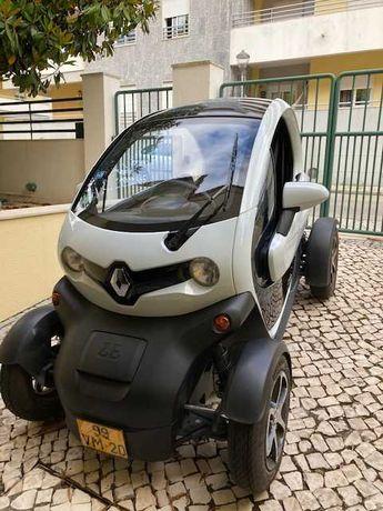 Renaul Twizy - carro elétrico para maiores de 16 anos