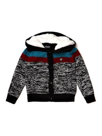 Nowy sweter z kapturem GUESS kids 104, 98