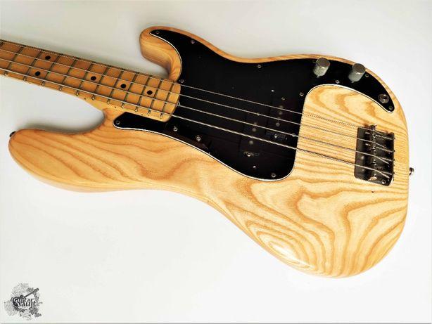 '1978 Fender® American Ash Precision Bass® w/cover