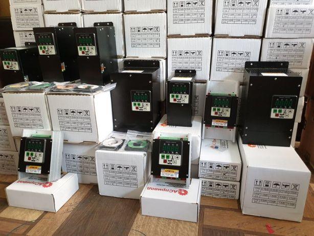 Преобразователь частоты инвертор частотник INVT CFM электромотор