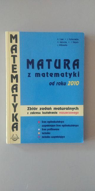 Matura z matematyki od roku 2010 zbiór zadań Cewe Kobierowa Nahorska
