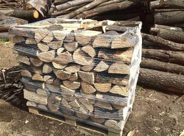 Sprzedam drewno kominkowe opałowe