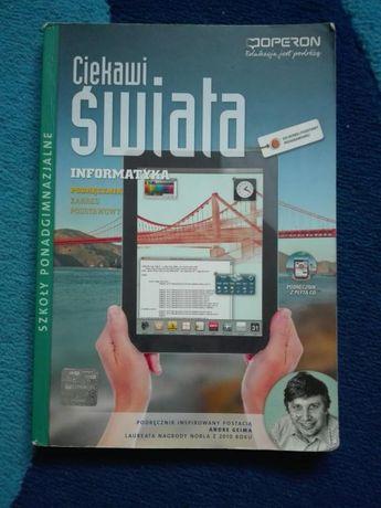 Podręcznik Ciekawi Świata Informatyka