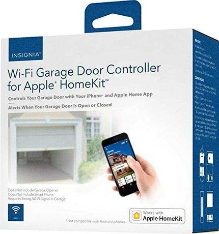 Insignia Wi-Fi Controlador da Porta da Garagem Apple Homekit