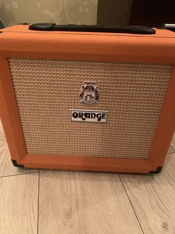 гитарный комбоусилитель orange crush 20rt