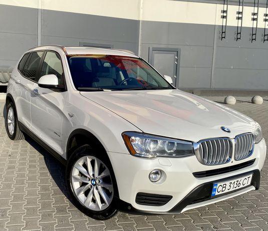 Продам BMW X3 F25 premium 2.8i