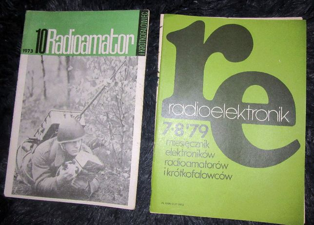 Radioamator i krótkofalowiec 10/1973 i Radioelektronik 7-8/1979