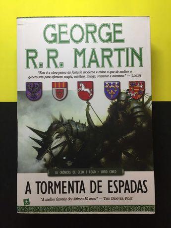 George R. R. Martin - A Tormenta de Espadas (Portes CTT Grátis)