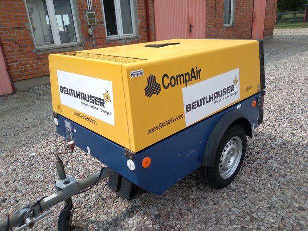 Kompresor spalinowy Compair C30 Sprowadzony Demag Atlas Copco Doosan
