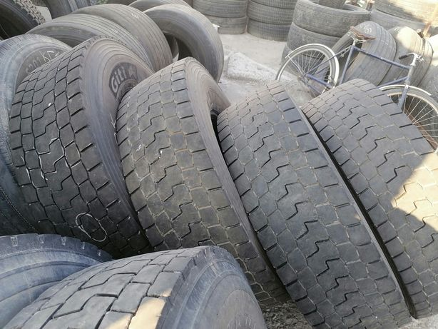 Грузовые шины бу 315/80R22,5 GITI .
