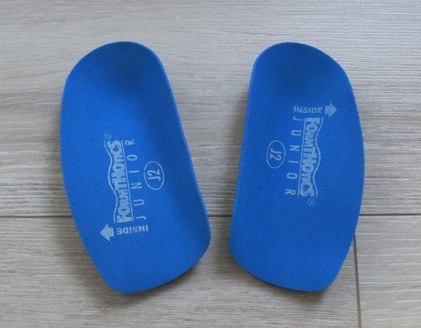 Стельки ортопедические детские
