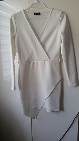 Sukienka biała elegancka