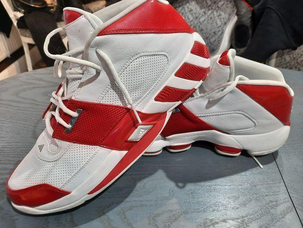Buty do kosza adidas non marking 50 2/3 rar uzyte na hali